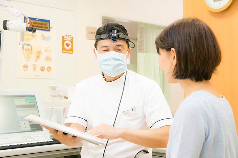 手術・入院について